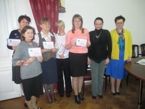 Финалисты олимпиады получили сертификаты на экскурсию в Астраханскийзаповедник