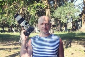 Фотограф Владимир Алексеев