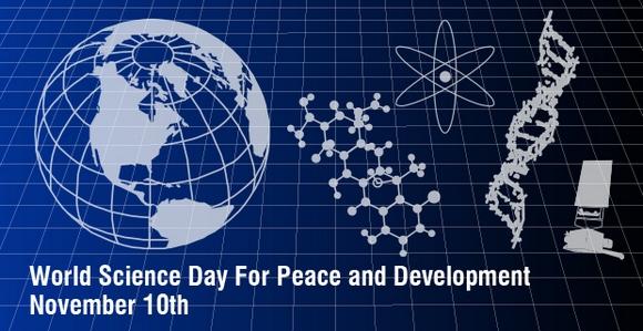 Картинки по запросу Всемирный день науки во имя мира и развития