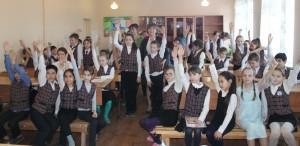 Школьники остались очень довольны мероприятием