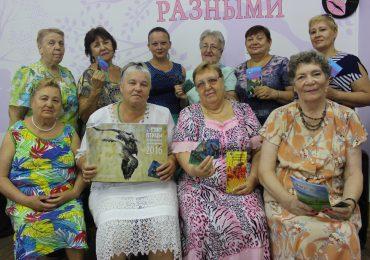 Заповедник снова в гостях у Академии пенсионеров