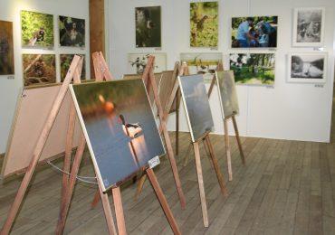 Закрытие фотовыставки Астраханского заповедника