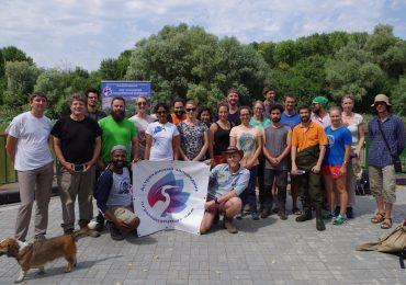 Полевой выезд участников международной молодежной школы-конференции