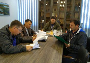 В Астраханском заповеднике состоялся семинар с представителями ООПТ России