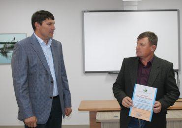 Лучшие сотрудники Астраханского заповедника