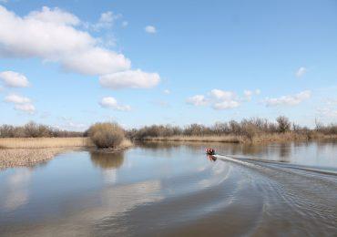 Экскурсионный сезон в Астраханском заповеднике уже открыт