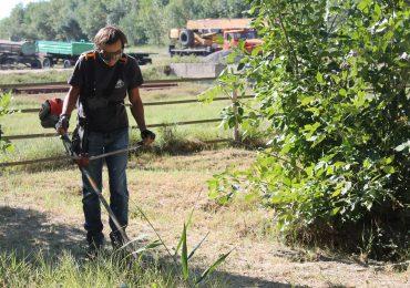 Майская смена волонтёров в Астраханском заповеднике