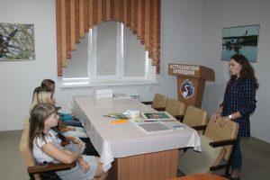 Об истории лотоса рассказывает Турана Ализаде