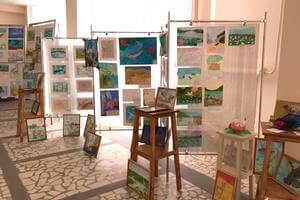 Выставка в АГАСУ