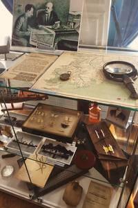 Инструменты, которыми пользовались исследователи век назад