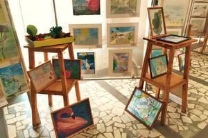 Выставка работ конкурса