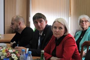 Заместитель директора заповедника по научной работе Кирилл Литвинов