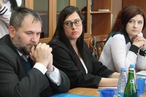 Орнитолог Наталья Мещерякова