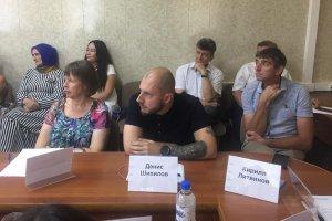 Зам.по научной работе Кирилл Литвинов - участник совещания