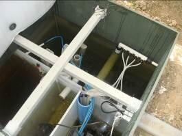 Станция биологической очистки «Эко-Гранд» (технологическая система)