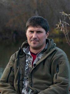 Директор заповедника Н.А.Цымлянский