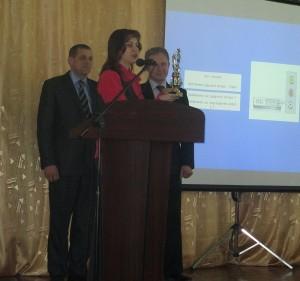 Лиманцы передают эстафету Черноярцам