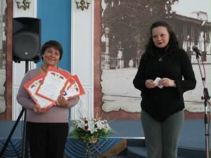Награждение финалистов