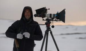 Игорь Шпиленок - оператор-постановщик фильма о камчатских медведях