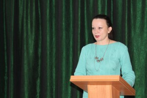 Заместитель директора Астраханского государственного заповедника Наталья Мех