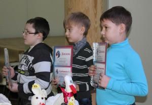 Финалистов наградили дипломами за участие и сертификатами на экскурсию в Астраханский заповедник