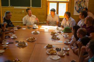 Круглый стол по вопросам экотуризма и сохранения биоразнообразия