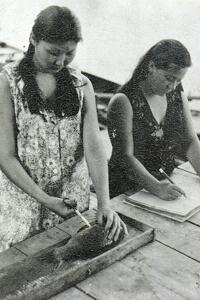 Татьяна Павловна еще четверть века назад показала себя как очень отвественный лаборант