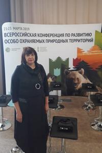 Заместитель директора по охране Галина Замятина