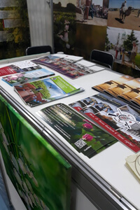 Информационная продукция участников выставки
