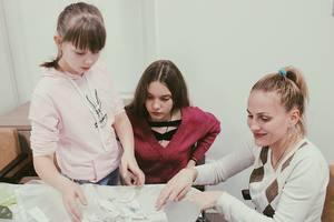 К творчеству присоединились родители