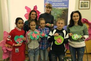 Участники с созданными лотосами