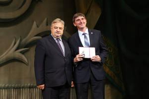 Пётр Костенич и Кирилл Литвинов