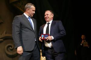 Сергей Морозов и Александр Михайленко