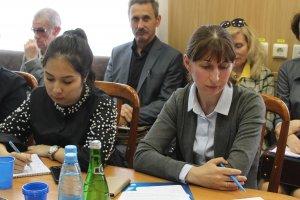 Благова Юлия – научный сотрудник заповедника, гидролог