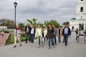 Экскурсия по Астраханскому кремлю