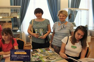 Татьяна Гаврилова (в центре)