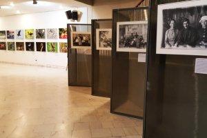 Экспозиция исторических фотографий
