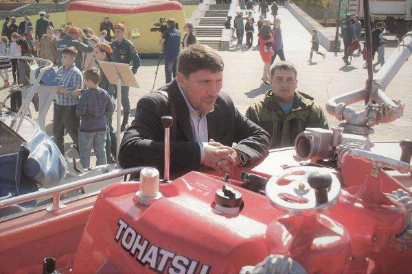 Директор Астраханского заповедника Николай Цымлянский рассказывает про особенности катера
