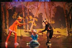Детский экологический театр «Радуга»