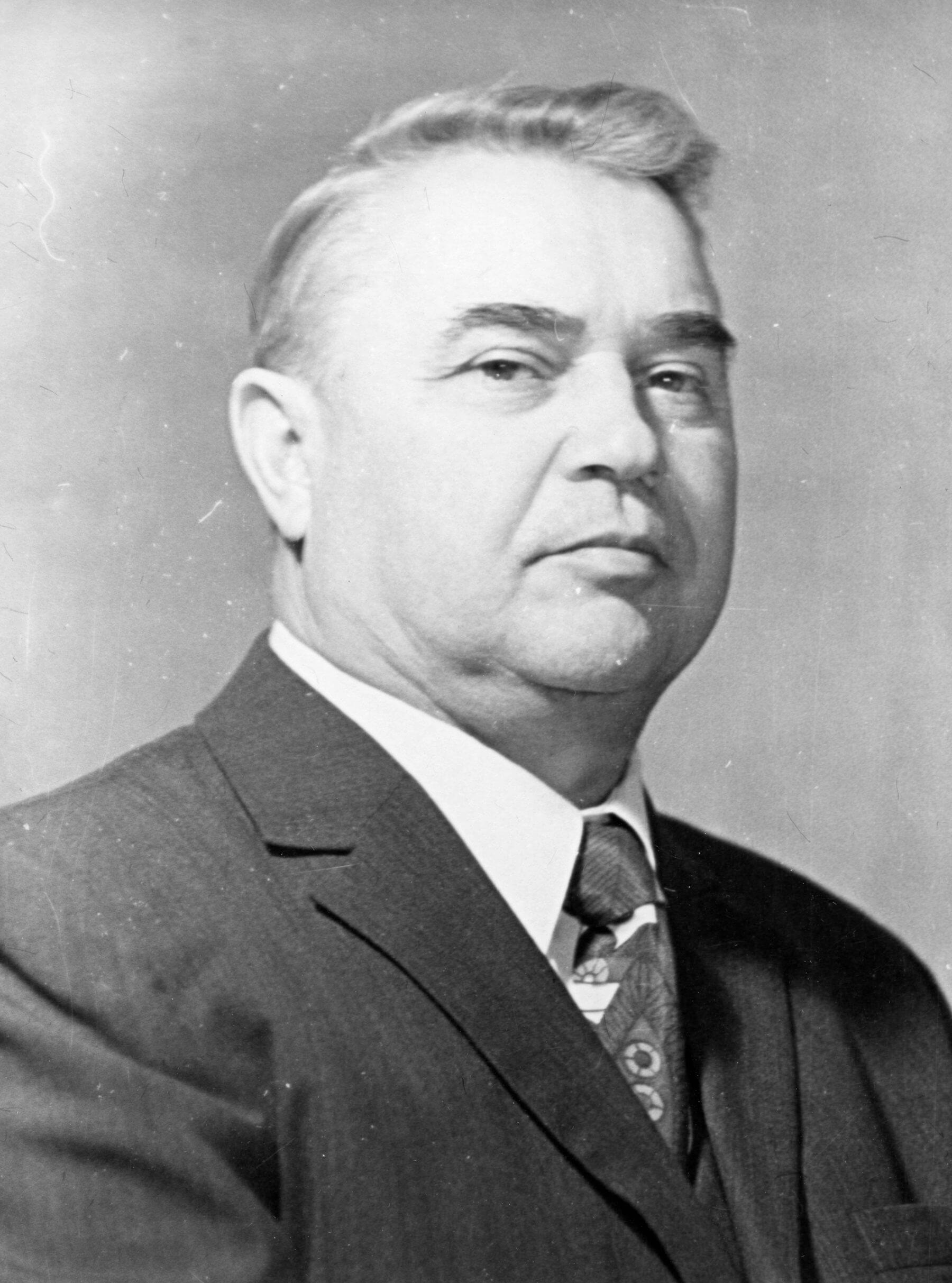 Александр Петрович Аверьяно, фото из архива АГЗ